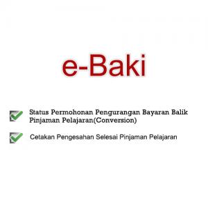 Sistem e-Baki